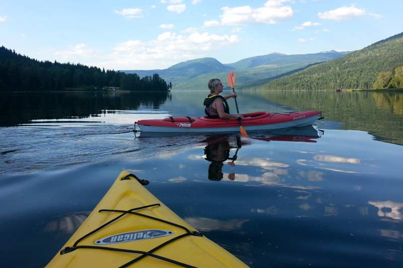 Kayaking - Sugar Lake Recreational Properties